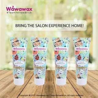WAWAWAX Organic Hair Removal PO