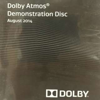 Dolby Atmos Demonstration Disc