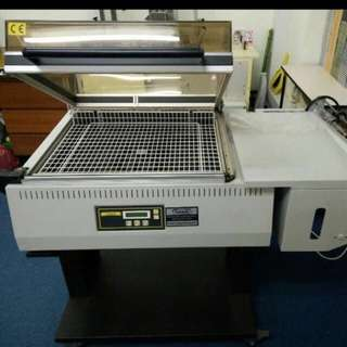 Dynapack Shrinking Machine HP56 // shrink wrap