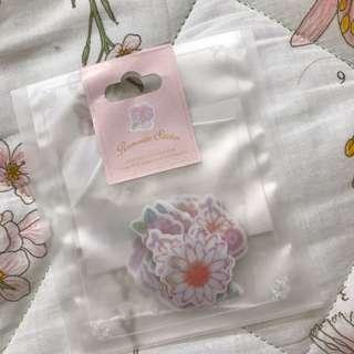 Sticker pack-florals