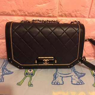 Chanel bag羊皮