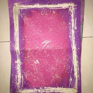 Batik painting A3