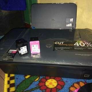 UPDATE HARGA !! Printer HP Deskjet 2060 ( PRELOVED )