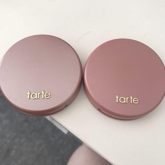 2 x Tarte blushes