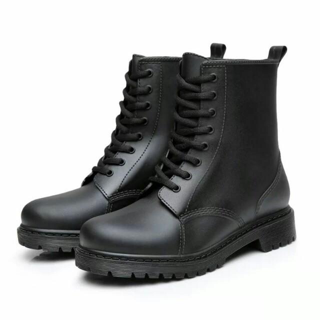 防滑馬丁靴