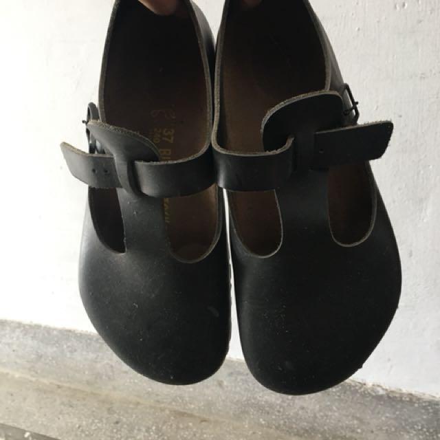 二手勃肯洞洞包鞋
