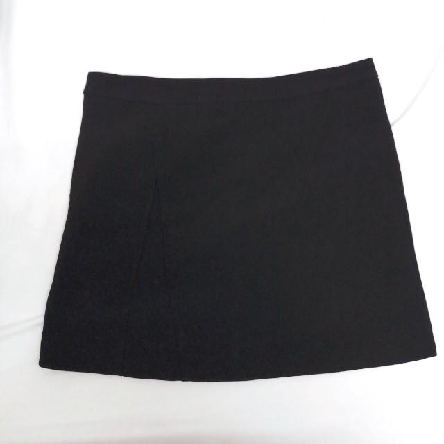 黑色 包裙/短裙