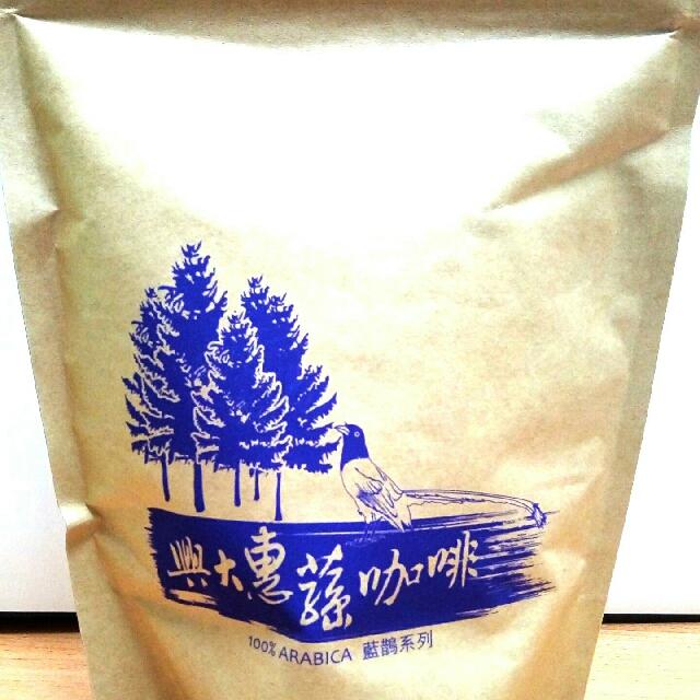 興大惠蓀咖啡 藍鵲系列