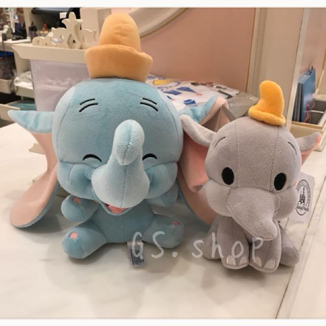 🇭🇰 香港代購 香港迪士尼 ✨ 小飛象 公仔 娃娃 gs.shop