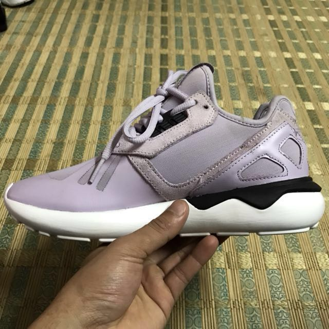 info for bdcaf f5cb4 ADIDAS TUBULAR RUNNER BLISS PURPLE, Women s Fashion, Shoes on Carousell