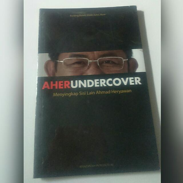 Aherundercover