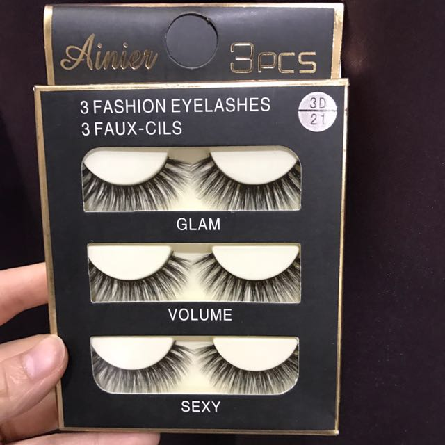 AINIER false lashes