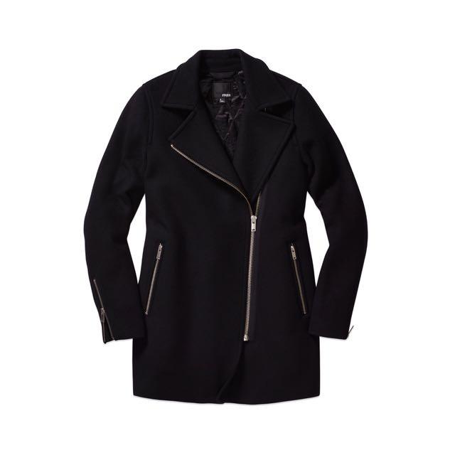 Aritzia Wilfred Free Fei Wool Coat XS