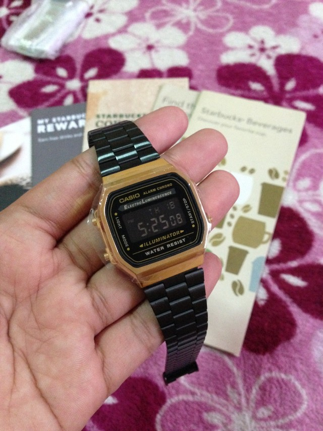 AUTHENTIC CASIO WATCH