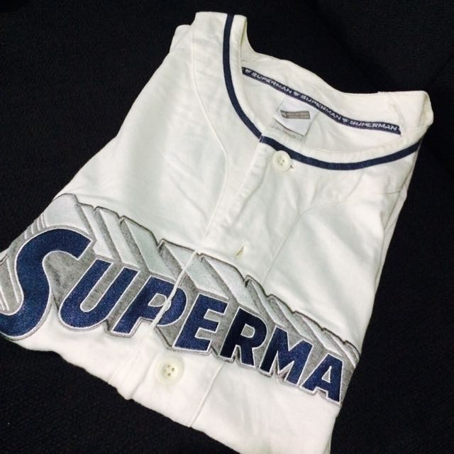 Authentic Warmer Bros Superman Shirt