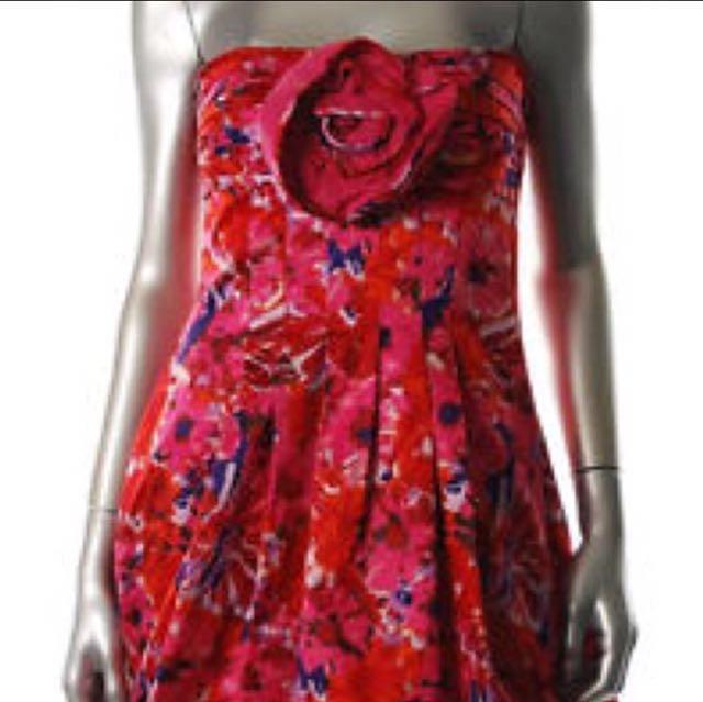 Bcbgmaxazir dress size 4
