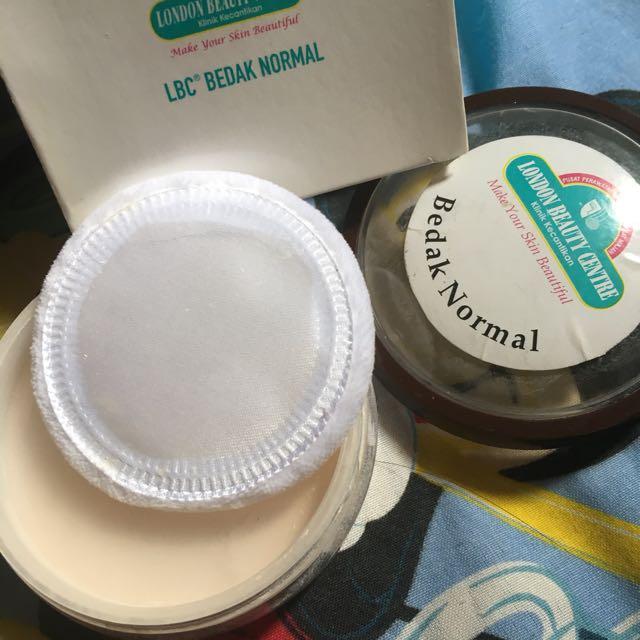 Bedak lose powder LBC ori Normal