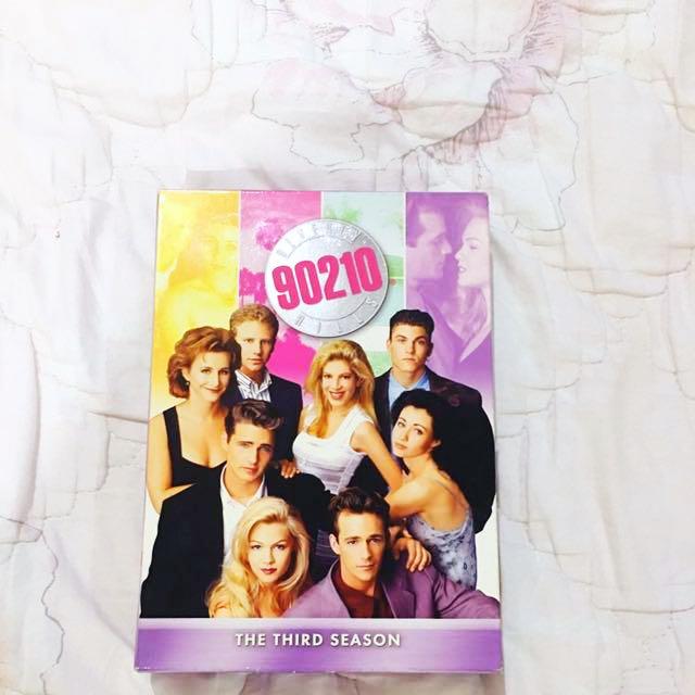 Beverly Hills 90210 Season 3 DVD box set