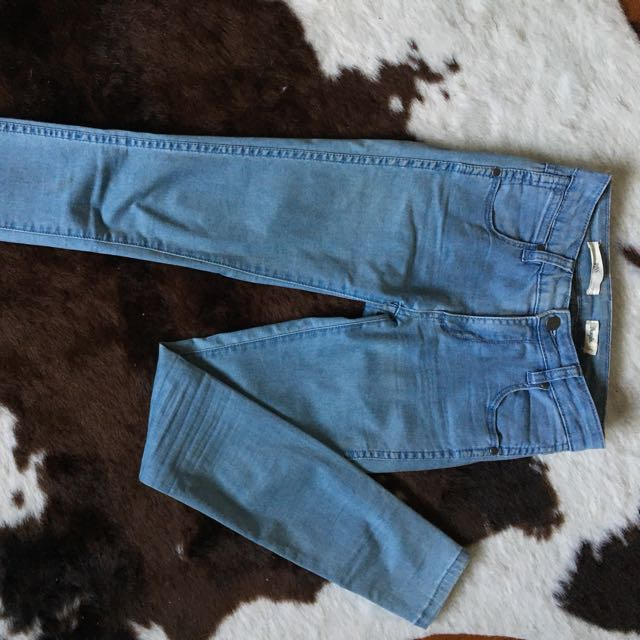 Wrangler & Zara denim jeans bundle!! 2 x items