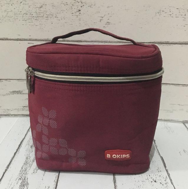 Biokips Lunch Box/ Makeup Storage