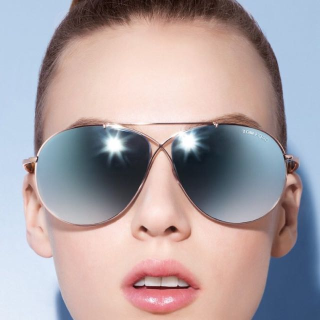 fa745d8c8ce7 BNIB Tom Ford Eva Sunglasses