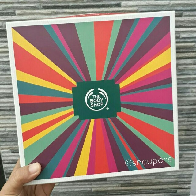 Box Rangkai The Body Shop