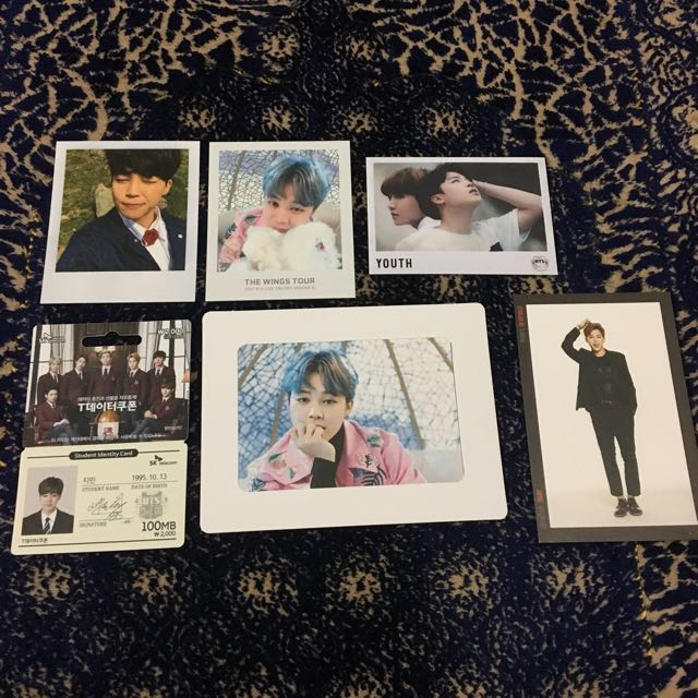 BTS JIMIN OFFICIAL PC