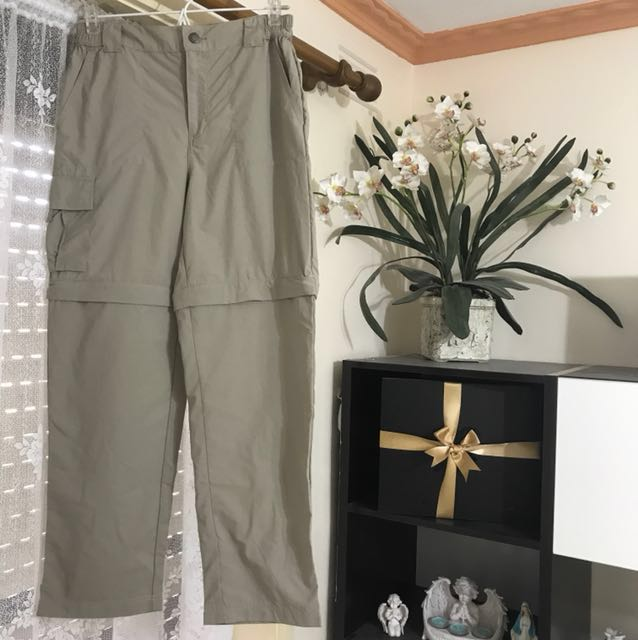 Camping Zip-Off Pants