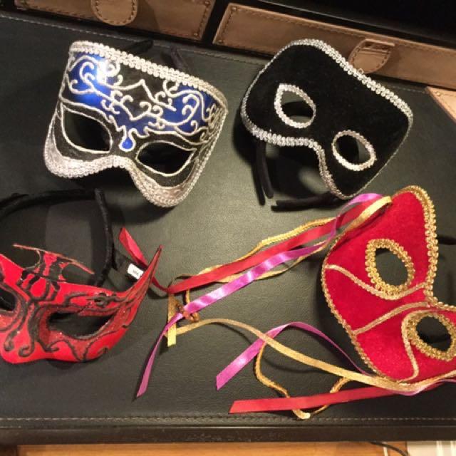 Carnival Masks 🎭