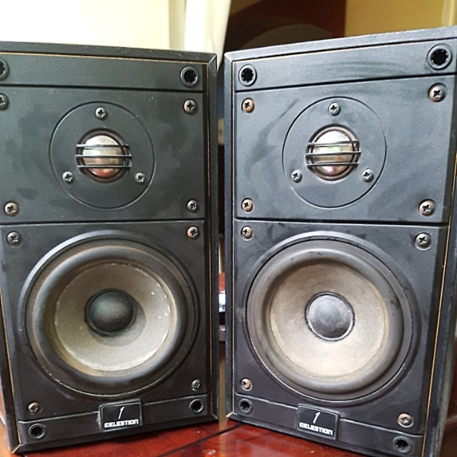 Celestion 1 Bookshelf Speaker Electronics Audio On Carousell