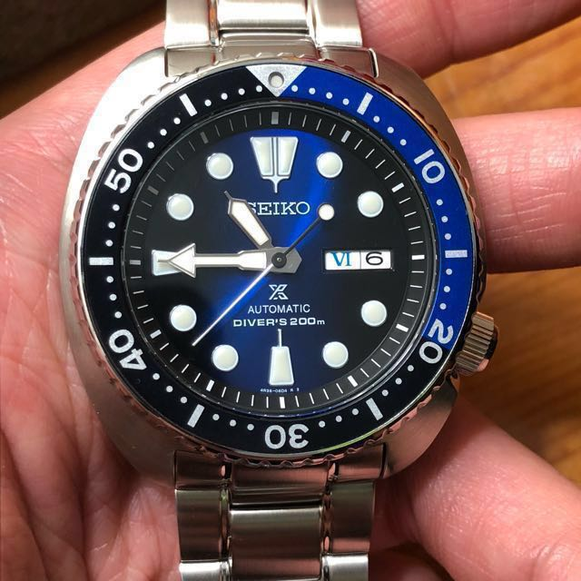 Cheapest Bnib Seiko Prospex Batman Turtle Automatic