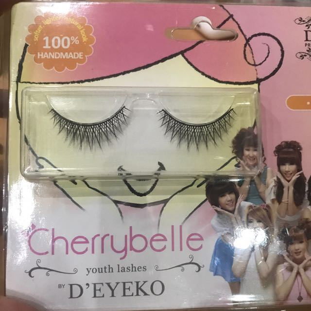 Cherrybelle Premium Eyelashes