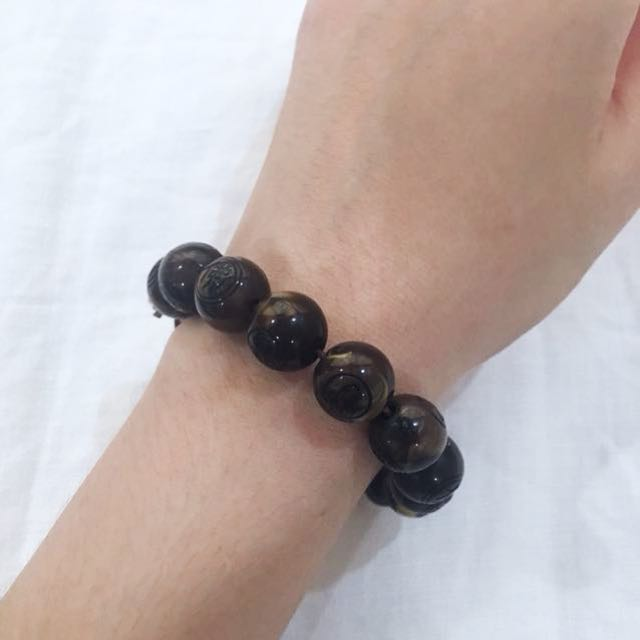 Chinese beads for success/career