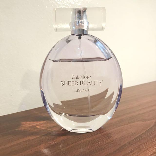 CK Sheer Beauty perfume