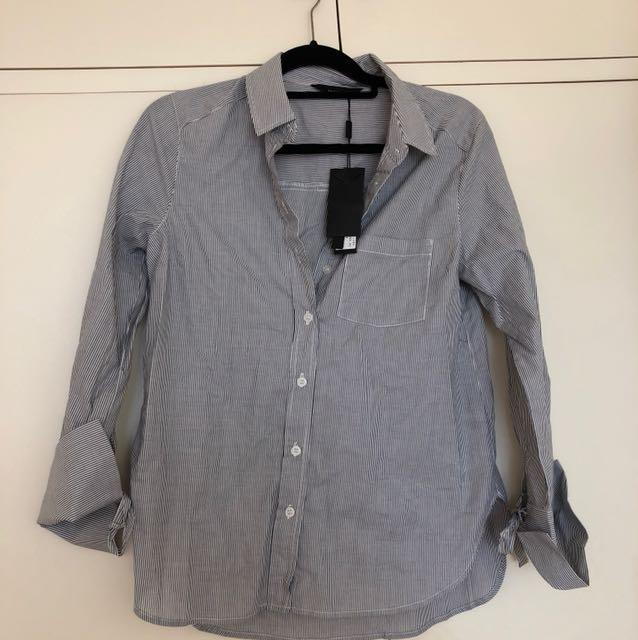 Decjuba Wide Cuff Shirt