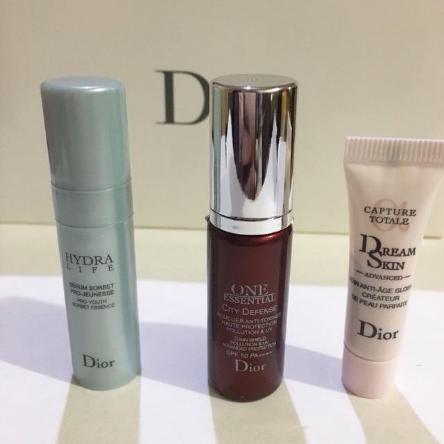 Dior 精華液