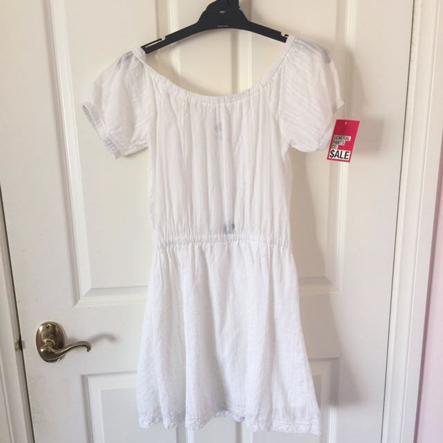 Embroidered Dress (BNWT)