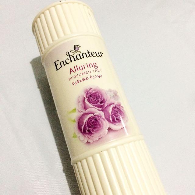 Enchanteur Perfumed Talc Powder