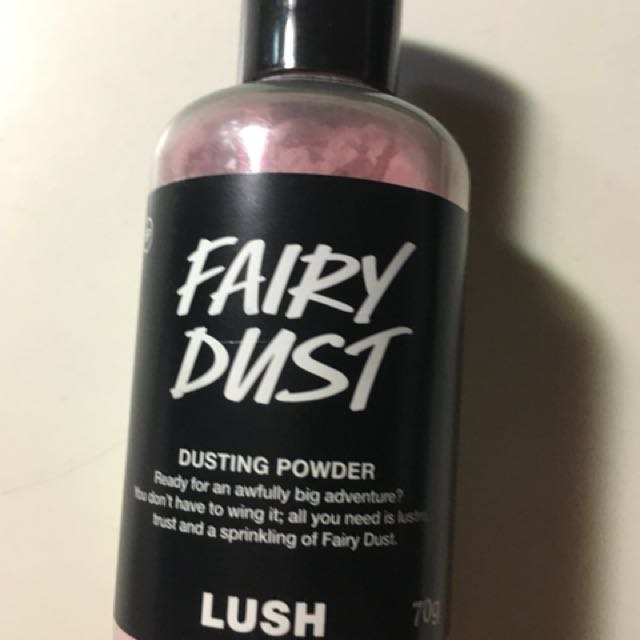 FAIRY DUST LUSH