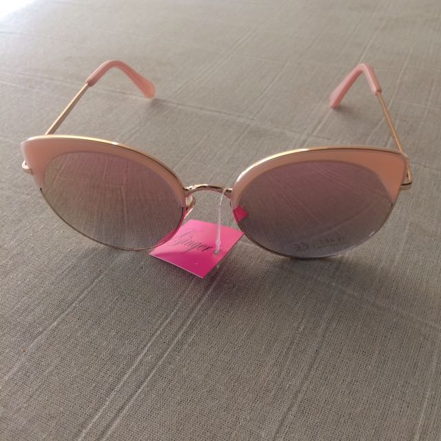 Ginger Sunglasses
