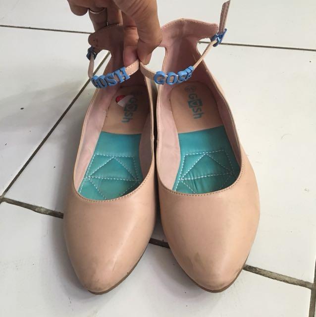 Gosh Shoes warna salem
