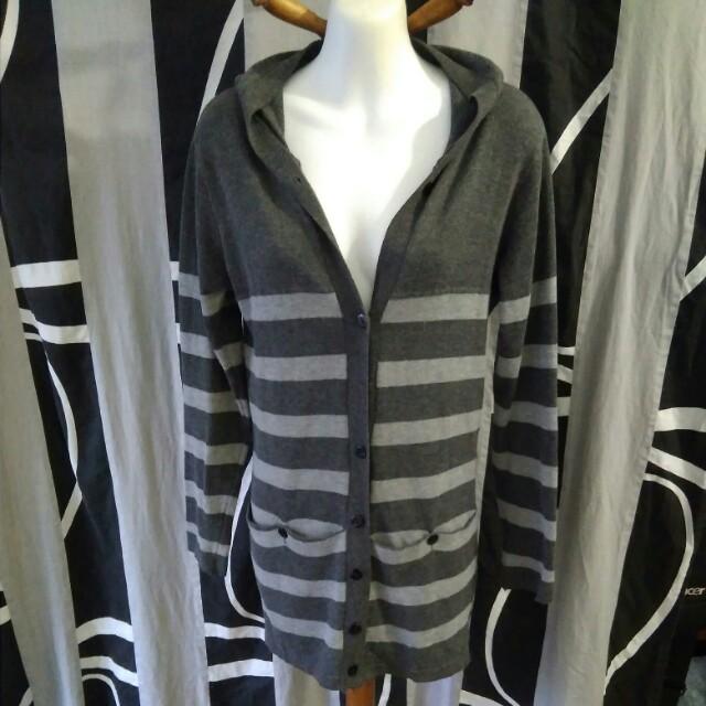 166 * Grey Cardigan