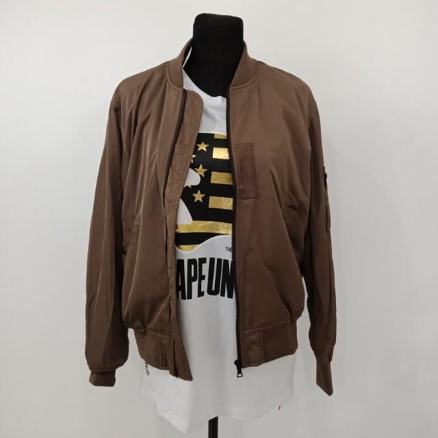 GU Jacket w Free Aape Shirt