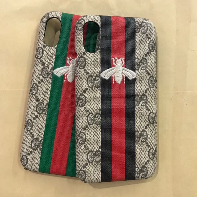 the best attitude 9243a 41d75 Gucci bee case on Carousell