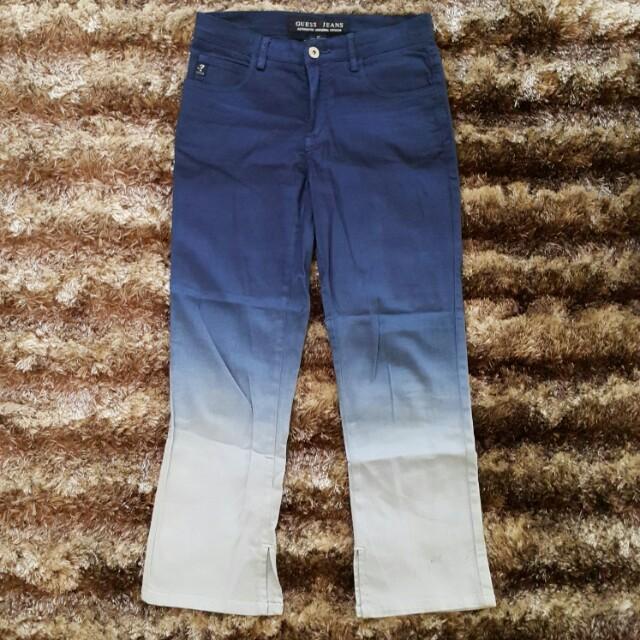 GUESS 7/8 Pants