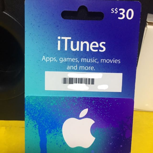 Where To Sell Unused Itunes Gift Cards - Gift Ideas