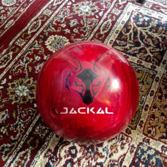 Jackal Carnage Bowling Ball