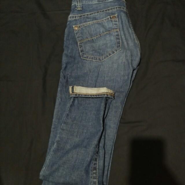 Jeans uniqlo boyfrind
