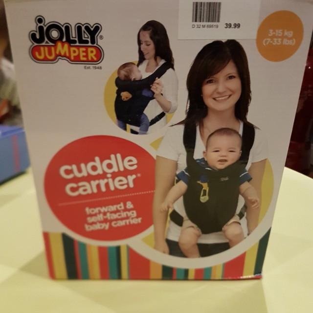 Jolly Jumper Cuddle Carrier
