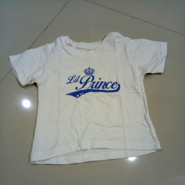 Kaos lil Prince Size 1